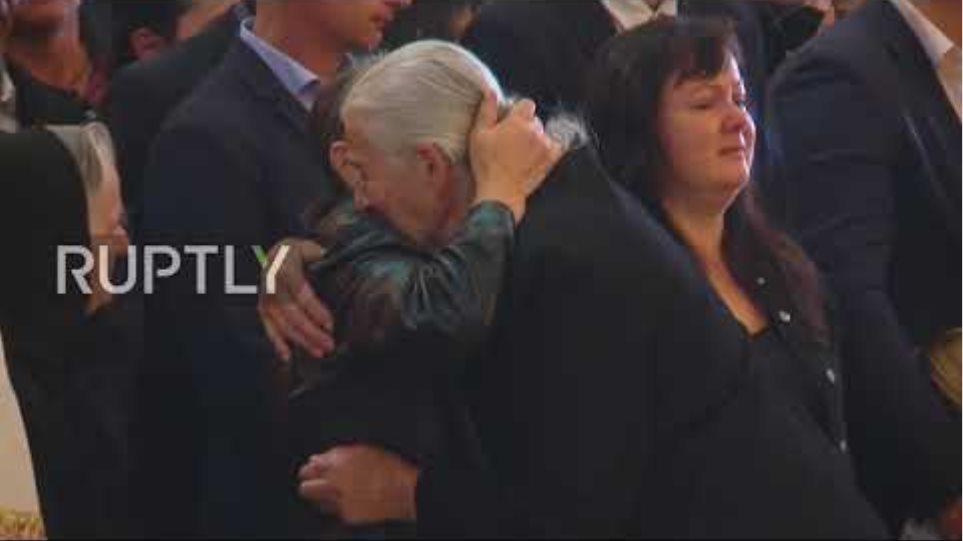 Montenegro: Thousands attend funeral of senior Orthodox cleric Amfilohije Radovic