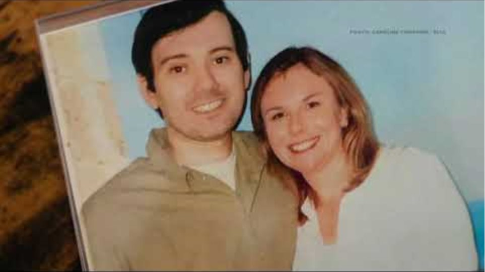 Woman who left job, marriage for 'Pharma Bro' says she did it for love