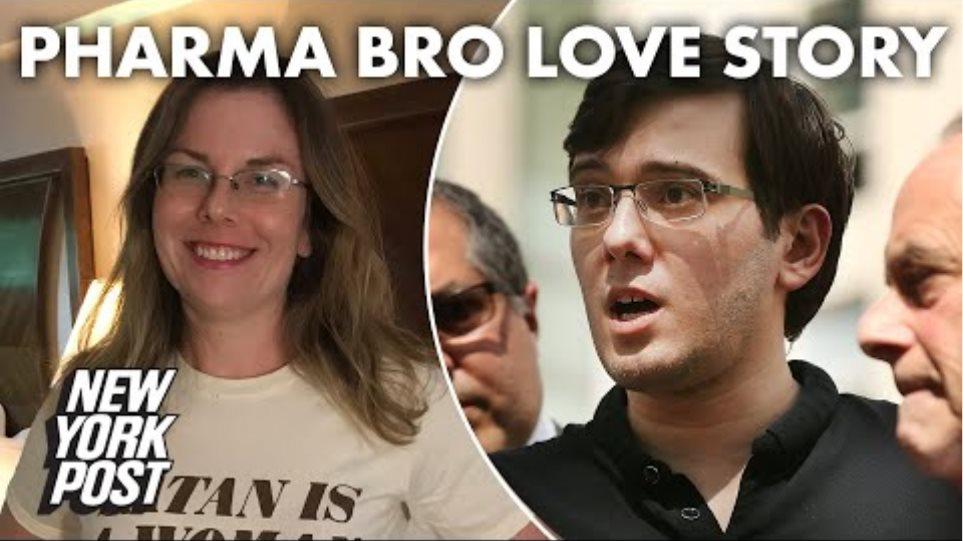 Journalist reveals romance with infamous 'Pharma Bro' Martin Shkreli | New York Post