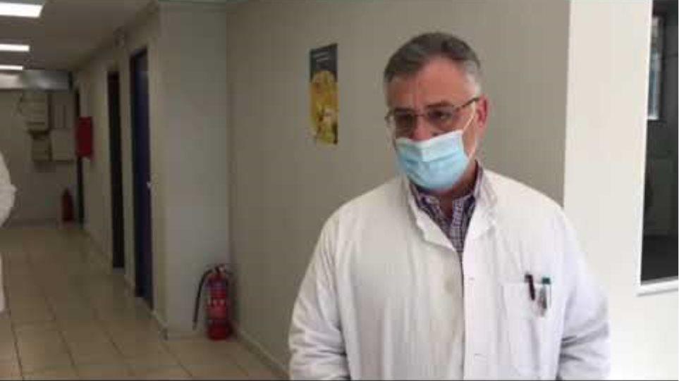 Βίντεο δηλώσεις γιατρού