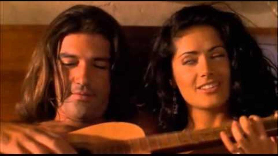 Antonio Banderas - Cancion del Mariachi (Desperado)