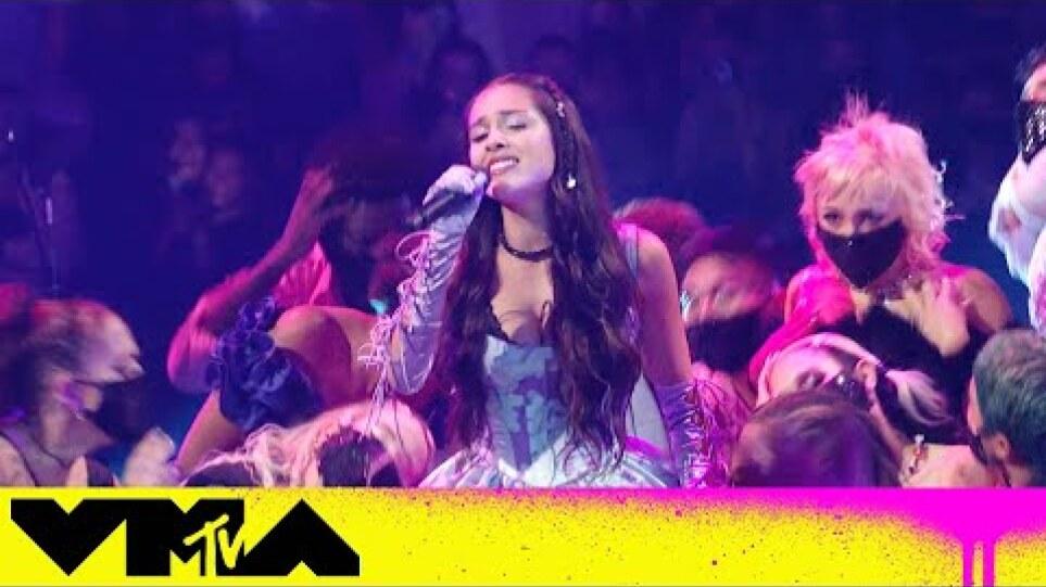 Η Olivia Rodrigo στα VMAs